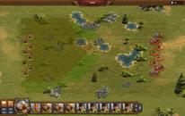 Des troupes en pleine bataille stratégique